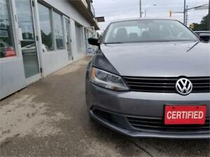 2012 Volkswagen Jetta Sedan 2.0L Accident Free Certified.