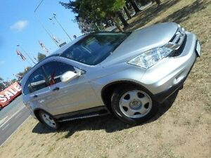 2011 Honda CR-V MY11 (4x4) Silver 6 Speed Manual Wagon Greenway Tuggeranong Preview