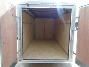 2017 6X12 ATLAS ENCLOSED - WELL BUILT, RELIABLE! London Ontario image 9