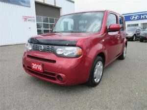 2010 Nissan cube S-BLUETOOTH,4 Cylinder,CERTIFIED,WARRANTY,$5395