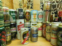 ATTENTION - Beer Can and Bottle Collectors