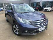 2014 Honda CR-V RM MY15 VTi-L 4WD Blue 5 Speed Sports Automatic Wagon Ravenhall Melton Area Preview