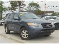 2007 Hyundai Santa Fe GL LOW KM!! *FINANCING AVAILABLE*