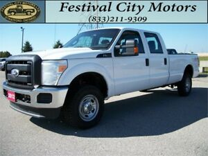 2012 Ford F-350 FX4 Crew Cab | Long Box | 4x4 | CERTIFIED