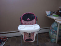 Baby Trend High Chair asking $60.00