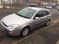Ford Focus - Silver - Six Months MOT - 189080 Miles