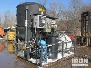Wash Water Recycling Plant