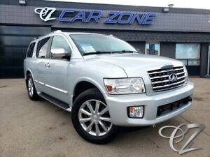 2010 Infiniti QX56 7-pass LOADED, FULLY INSPECTED