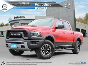 2016 Ram 1500 2016 dodge rebel- show stopper