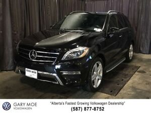 2015 Mercedes-Benz M-Class Bluetec Diesel, 360 Camera,