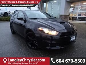 2016 Dodge Dart GT *ACCIDENT FREE*ONE OWNER*LOCAL BC CAR*