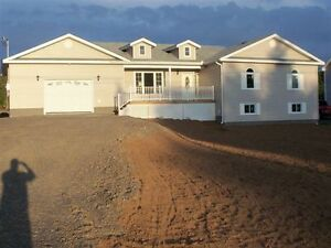 New home/ Large lot!