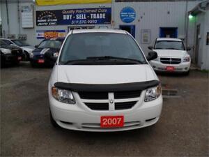 2007 Dodge Grand Caravan|NO ACCIDENTS| NO RUST| MUST SEE|154KM