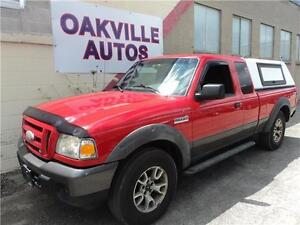 2008 Ford Ranger XLT-4X4-CRUISE CONTROL