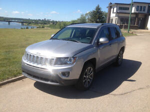 2014 Jeep Compass limited, 4WD SUV, Crossover