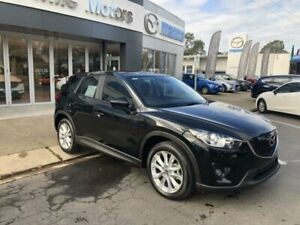 2014 Mazda CX-5 MY13 Upgrade Akera (4x4) Black 6 Speed Automatic Wagon Wangaratta Wangaratta Area Preview