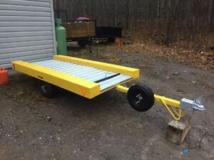 Vintage Ski-doo Trailer Peterborough Peterborough Area image 2