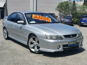 2002 Holden Commodore VY SV8 Silver 6 Speed Manual Sedan Mayfield East Newcastle Area Preview