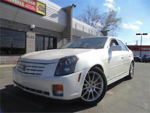 2007 CADILLAC CTS   *LEATHER+SUNROOF*