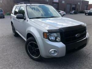 2009 FORD ESCAPE XLT  AUTO/AWD/MAGS/GR.ELEC/CLEAN!!