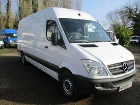 2010 Mercedes-Benz Sprinter 2.1TD 313CDI LWB 1 OWNER, FSH,70,000 miles NO VAT
