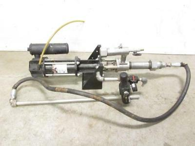 Binks Infinity 301 Model No. 812345 Air Pneumatic Piston Pump Paint Sprayer 2