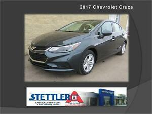 ALL NEW 2017 Chevrolet Cruze LT