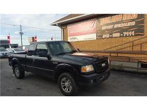 2007 Ford Ranger XL ****CERTIFIED & E-TESTED*****GOOD CONDITION