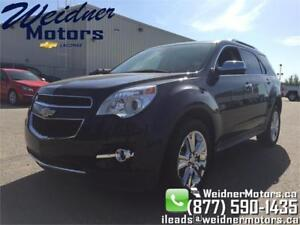 2015 Chevrolet Equinox LTZ *Command Start/Heated Leather*