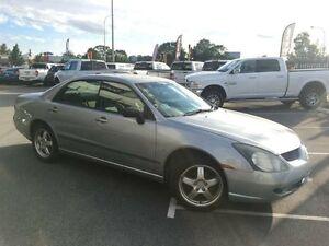 2004 Mitsubishi Magna TL ES Silver 4 Speed Auto Sports Mode Sedan Beckenham Gosnells Area Preview