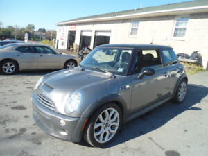 SUPERCHARGED!  Mini Cooper S Coupe  JUST MVI'D FOR EASY SELL!!!