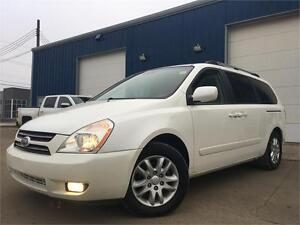 2007 Kia Sedona EX = ONLY 166K = CLEAN CAR PROOF = NO ACCIDENTS