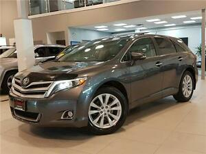 2014 Toyota Venza LIMITED-AWD-NAVIGATION-LEATHER-PANO ROOF