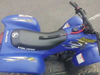 polaris scrambler 50cc quad MAY PX ?? px pw 50 pw 80 etc ??