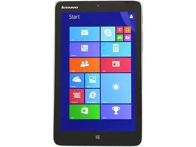 "Lenovo IdeaTab MIIX2-8(59393606) Intel Atom 2GB Memory 8.0"" Touchscreen Tablet W"