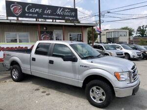 2011 FORD F-150 4WD SUPERCREW 5.0L|4X4|ONE OWNER