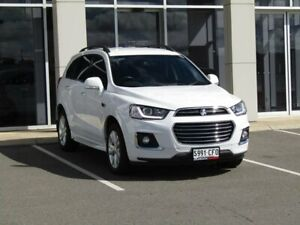 2017 Holden Captiva CG MY18 LT AWD White 6 Speed Sports Automatic Wagon Littlehampton Mount Barker Area Preview