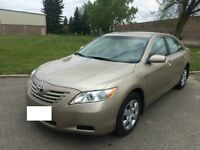 2007 Toyota Camry LE Sedan - One Owner, Very Clean, No Accidents