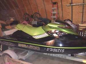 2005  Seadoo RXP Supercharged