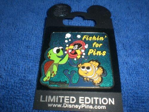 Disney 2008 DLR Pin Trading Night FISHIN