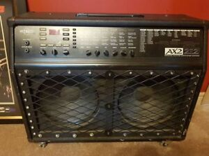 Line 6 AX2-212 Digital Modeling Guitar Amp w/ FB4 Footswitch