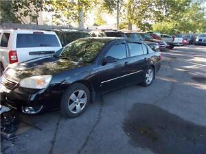 2007 Chevrolet Malibu LT runs and drives as-traded as-is