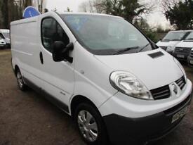 2011 Renault Trafic LWB LL29 115 PS NO VAT 120000 MILES GENUINE AIR CON