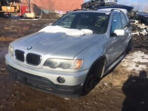 2002 BMW X5 just in for parts at Pic N Save!