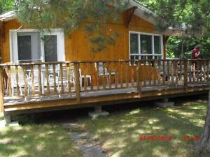 Falcon Lake Four Season Cottage Rental