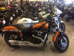 HARLEY-DAVIDSON FXDF FAT BOB IMPECCABLE!