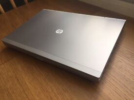"HP Elitebook 8470p 14""-Excellent condition windows 10"