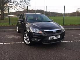 FORD FOCUS 1.8 ZETEC 2011 *ONLY 44,700 MILES, NEW MOT & SERVICE*