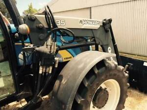 New Holland T5040 with deluxe electrical package, 2,000hrs