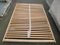 EUROPEAN DOUBLE SIZE SLATTED BED BASE SIZE 140x200cm SLATTED BED BASE for double bed frame